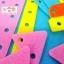 Todds & Kids Toys ของเล่นเสริมพัฒนาการ ตัดชุดให้ตุ๊กตาไม้(Little Designer)(Multicolor) thumbnail 4