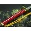 JAPAN ดาบซามูไร คาตานะ Sabino Maru Sword + แท่นวาง(ดาบซาบิมารุBleach) thumbnail 4