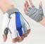 ถุงมือเจล ถุงมือจักรยาน ครึ่งนิ้ว BIKE282 M/L/XL thumbnail 3