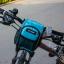 กระเป๋าคาดแฮนด์ B-SOUL กันน้ำ BIKE267 สีฟ้า thumbnail 1