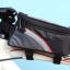 กระเป๋าคาดเฟรม ROSWHEEL ใส่มือถือสัมผัสได้ มีช่องออกหูฟัง BIKE290 สีเหลือง thumbnail 6