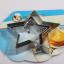 แม่พิมพ์คุ๊กกี้ แสตนเลส รูปดาว BAKE124 thumbnail 1