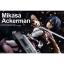 Attack on Titan: Mikasa Ackerman PVC Figure, 1/8 Scale shingeki nokyojin thumbnail 5