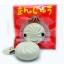 SEIYASHOP สกุชชี่ Mini Manju Vanilla bun สกุชชี่ ซาลาเปา มันจูกลิ่นวนิลา ขนาด 5cm. thumbnail 1