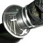 JAPAN ดาบดาบซามูไร Heisei Silver Sword + แท่นวาง(RanbuTaroutachi)สีดำตัดเงิน thumbnail 4