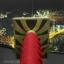 JAPAN ดาบซามูไร คาตานะ Sabino Maru Sword + แท่นวาง(ดาบซาบิมารุBleach) thumbnail 7