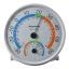 เทอร์โมมิเตอร์ วัดความชื้นสัมพัทธ์ วัดอุณหภูมิ แบบเข็ม แป้นใหญ่ THER124 thumbnail 1
