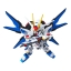 Bandai SD Strike Freedom Gundam Ex-Standard thumbnail 2