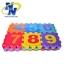 แผ่นรองคลานลายตัวอักษร ABC และตัวเลข แบบตัวต่อ thumbnail 4