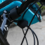 กระเป๋าคาดแฮนด์ B-SOUL กันน้ำ BIKE267 สีฟ้า thumbnail 6