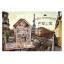 Large handmade diy hut Paris apartment house villa model(บ้านModelอพาร์ทเมนท์ในปารีส) thumbnail 1