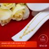 RTN159 สร้อยทอง สร้อยคอทองคำ สร้อยคอ 2 สลึง ยาว 18 นิ้ว