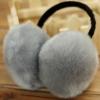 Furry Earmuffs ที่ปิดหูกันหนาว (สีเทา)