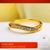 RTN105 แหวนเพชร เรียงแถว