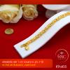 RTN455 สร้อยข้อมือ สร้อยข้อมือทอง สร้อยข้อมือทองคำ 1 บาท ยาว 6 6.5 7 นิ้ว