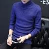 HQ Winter sweater CM123 (สีน้ำเงิน)