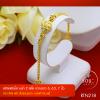 RTN218 สร้อยข้อมือ สร้อยข้อมือทอง สร้อยข้อมือทองคำ 2 สลึง ยาว 6 6.5 7 นิ้ว