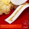 RTN297 สร้อยข้อมือ สร้อยข้อมือทอง สร้อยข้อมือทองคำ 2 บาท ยาว 6 6.5 7 นิ้ว