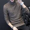 HQ Winter sweater CM123 (สีน้ำตาล)