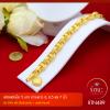 RTN489 สร้อยข้อมือ สร้อยข้อมือทอง สร้อยข้อมือทองคำ 5 บาท ยาว 6 6.5 7 นิ้ว