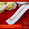 RTN154 สร้อยข้อมือ สร้อยข้อมือทอง สร้อยข้อมือทองคำ 2 สลึง ยาว 6 6.5 7 นิ้ว