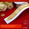 RTN447 สร้อยทอง สร้อยคอทองคำ สร้อยคอ 10 บาท ยาว 24 นิ้ว