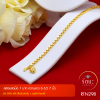 RTN298 สร้อยข้อมือ สร้อยข้อมือทอง สร้อยข้อมือทองคำ 1 บาท ยาว 6 6.5 7 นิ้ว