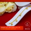 RTN153 สร้อยข้อมือ สร้อยข้อมือทอง สร้อยข้อมือทองคำ 2 สลึง ยาว 6 6.5 7 นิ้ว