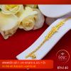 RTN140 สร้อยข้อมือ สร้อยข้อมือทอง สร้อยข้อมือทองคำ 1 บาท ยาว 6 6.5 7 นิ้ว