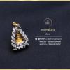 RTN569 จี้พระพุทธชินราช ล้อมเพชร (องค์เล็ก)