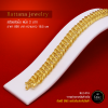 BL02-016 สร้อยข้อมือ สร้อยข้อมือทอง สร้อยข้อมือทองคำ 2 บาท ยาว 6 6.5 7 นิ้ว