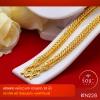 RTN228 สร้อยทอง สร้อยคอทองคำ สร้อยคอ 10 บาท ยาว 24 นิ้ว