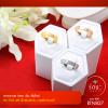 แหวนชาเนล 3 วง (เงิน, ทอง, พิงค์โกลด์)