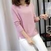เสื้อกันหนาว Sweater authum N winter women (สีชมพู)