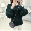 Loose lantarn sweater (สีเขียว)