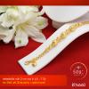 RTN660 สร้อยข้อมือ สร้อยข้อมือทอง สร้อยข้อมือทองคำ 2 บาท ยาว 6 6.5 7 นิ้ว