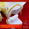 RTN120 สร้อยข้อมือ สร้อยข้อมือทอง สร้อยข้อมือทองคำ 1 บาท ยาว 6 6.5 7 นิ้ว