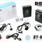 BOYA Wireless BY-WM5 2.4GHZ Mic for DSLR