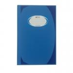 สมุดมุมมัน ช้าง HC-5/100 สีน้ำเงิน 100แผ่น70g 215x330มม. แพ็คละ6เล่ม