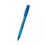 ปากกาลูกลื่น Quantum SKATE 555 สีน้ำเงิน 0.5มม.