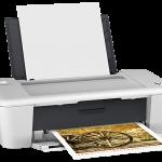 เครื่องพิมพ์อิงค์เจ็ท HP Deskjet Printer 1010