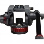 "ขาตั้งกล้อง Manfrotto 502HDV Pro Video Head with Flat Base (3/8""-16 Connection)"