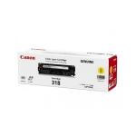 โทนเนอร์ Canon Cartridge-318Y
