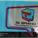 กระดาษสี IQ A4 80g สี Turquoise 500แผ่น