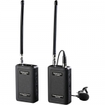 Saramonic Wireless 4-Channel VHF Lavalier Omnidirectional Microphone System