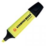 ปากกาเน้นข้อความ STABILO BOSS สีเหลือง yellow24