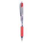 ปากกาลูกลื่น Quantum Geloplus Touch 500 สีแดง 0.7 มม.