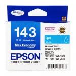 หมึกอิงค์เจ็ท EPSON 143 Cyan T143290