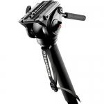ขาตั้งกล้อง Manfrotto MVM 500A Aluminum Fluid Monopod