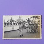ภายถ่ายทหารยุคเก่า สวนสนาม